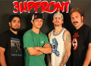 3upfront band