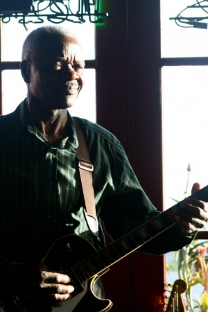 Lloyd Whitley and the Lucille Blues Band